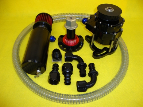 Standard Vacuum Pump Kit