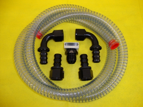 -12 AN Fitting and Hose Kit