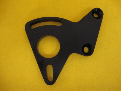 Sportsman Pump Bracket (BBC driver side or SBC passenger side cylinder head)