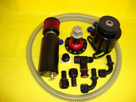 GEN 2 SPORTSMAN VACUUM PUMP KIT (Stage 4)