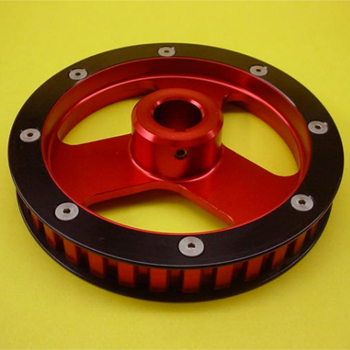 36 Tooth Aluminum Pump Pulley